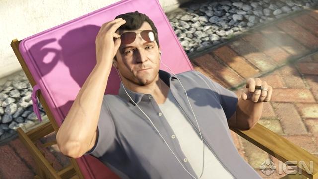 Grand Theft Auto V oyun